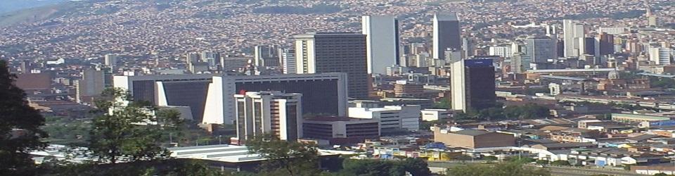 En Medellin Colombia